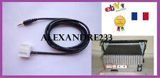 Cable auxiliaire aux adaptateur mp3 pour autoradio TOYOTA REIZ RAV4