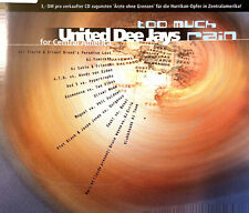 United Dee Jays For Central America Maxi CD Too Much Rain - Germany (M/EX+)