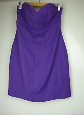 WAYNE by WAYNE COOPER Dress Sz 12 Purple Party Cocktail