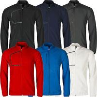 Mens Windbreaker Jacket Lightweight Showerproof Top Running Sports Coat Zip Lot