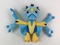 "Pandora The World of Avatar Baby Blue 9"" Plush Stuffed Toy Disney Parks"