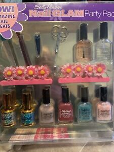 Sally Hansen nail glam Party Pack