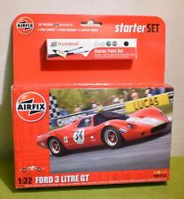 AIRFIX MODEL KIT 1/32nd SCALE FORD 3 LITRE GT A55308