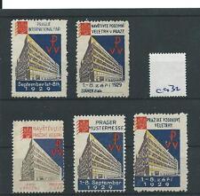 wbc. - CINDERELLA/POSTER - CG32 - EUROPE - PRAGUE INT.FAIR - 1929