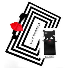 New LULU GUINNESS Kooky Cat Silicone Phone Case Cover Fits iPhone 6