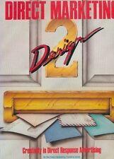 Direct Marketing Design, 2 Hardcover – January, 1989