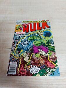 Incredible Hulk #209 Newsstand Variant VF/NM