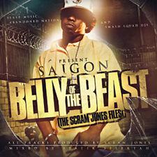 Statik Selektah Saigon Belly of The Beast The Scram Jones Files Best of Saigon