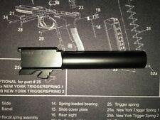 OEM GLOCK Barrel for GLOCK 19 19x 45 9mm Gen 5