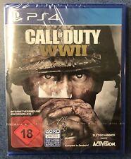 Call Of Duty WWII PlayStation 4 Usk18 deutsche Version Vorbestellung Ps4