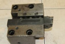 Mazak Bolt-on Style Tool holder for Quick Turn 28 QT28 Machines