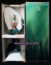 Neptune Fantasy Barbie Doll Designer Bob Mackie plus Sketch Timeless Creations