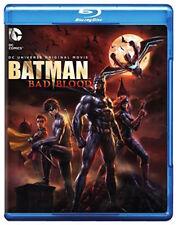 BATMAN: BAD BLOOD BLU-RAY - SINGLE DISC EDITION - NEW UNOPENED - DC UNIVERSE