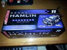 AUTOGRAPHED DENNY HAMLIN FED EX CAR 2006 ACTION RACING MONTE CARLO