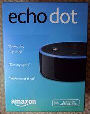 Amazon Echo Dot Bluetooth Speaker Alexa 2nd Generation Black NEW