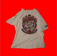 Vintage Starter Chicago Bulls 1997 Championship T Shirt Size Xxl