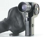 【EX+++++】 PENTAX Spotmeter V Light Meter w/ Strap, Case From Japan