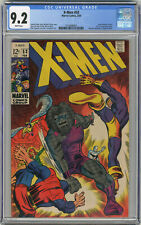 1969 X-Men 53 CGC 9.2 White Pages