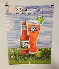Coors Beer Blue Moon Beer Spring Ale Beer Poster