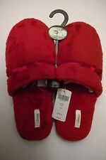 NWT SOMA Embraceable Plush Slippers MEDIUM Assorted Colors Available