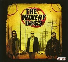 Winery Dogs - Winery Dogs [New CD] With DVD, Asia - Import, NTSC Region 0