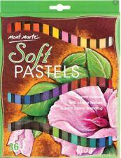 Mont Marte Soft Pastels 36 Colours Set