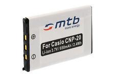 Batería NP-20 NP20 para Casio Exilim EX-S500, S600, S600D, S770, S880, Z3, Z4