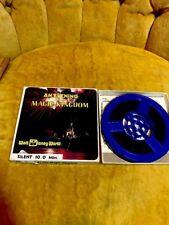 726 Walt Disney World Evening At The Magic Kingdom Silent/Sound Movie Super 8mm