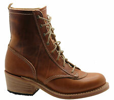 Timberland 100% Leather Upper Ankle Boots for Women