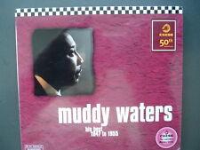 Muddy Waters - His Best 1947 to 1955, Digipack, Neu OVP, CD, 1997
