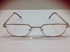 0c5c36b5aec6 Alpha Reader Eyeglasses Optx 20 20 121113PS 51-19 PD 62 Gold +5.00