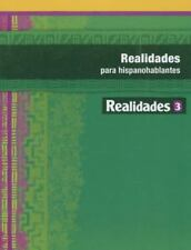 REALIDADES 2014 PARA HISPANOHABLANTES LEVEL 3