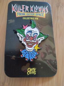 Cavity Colors Killer Klowns From Outer Space Shorty Enamel Pin
