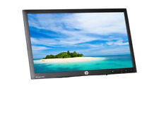 "HP LA2206x 22"" Widescreen LED Desktop Monitor DVI Display VGA w/Cable Grade C"