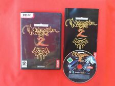 NEVERWINTER NIGHTS 2 II FORGOTTEM REINOS ATARI PC CD-ROM PAL COMPLETO