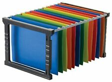 Officemate Plastic Hanging File Folder Frame 18 Inch Letter And Legal Size 1