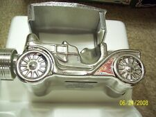Avon FORD Touring T SILVER Car Decanter Deep Woods After Shave