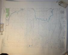 Vintage USGS Map Markton, WI 1973