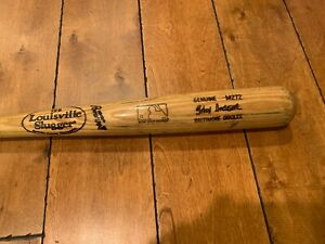 "1999 BRADY ANDERSON BALTIMORE ORIOLES LOUISVILLE SLUGGER GAME USED 34"" Bat LOA"