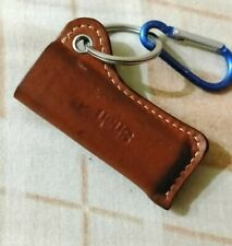 lighther leather  case