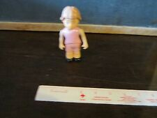 Toy Little Tikes Dollhouse Doll accessories part pink brown mom girl lady toy