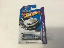 Hot Wheels Volkswagen Scirocco GT 24 ZAMAC, HW Showroom, FREE Shipping!