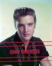 ELVIS PRESLEY 1956 8x10 Photo STUNNING EARLY PUBLICITY SHOT - Love Me Tender