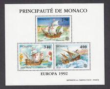 Europa CEPT Monaco 1992 special pressure postfr./** (mnh) gezähnt - € 160
