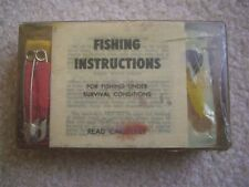 Fishing Kit, Survival, Survival Kit Item, US Military?