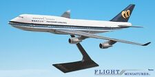 Mandarin Airlines 747-400 Airplane Miniature Model Snap Fit Kit 1:250 ABO-74740I