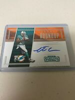 2016 Panini Contenders - Rookie Roundup Autographs #30 RPS - Leonte Carroo