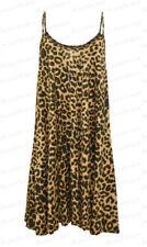 Tank, Cami Leopard Regular Size Tops for Women