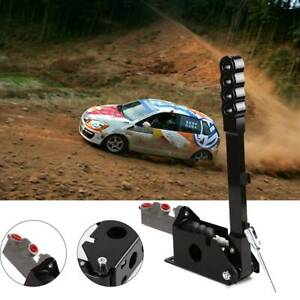 Hydraulic Drift Hydro E-Brake Racing Handbrake Lever Gear Locking Safety Black