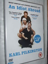An Idiot Abroad - Series 1 - Complete  DVD